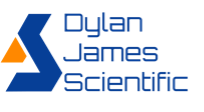 Dylan James Scientific logo
